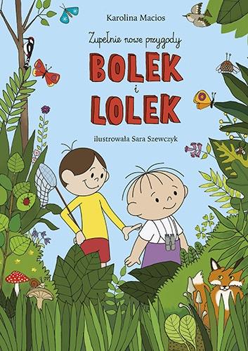 Bolek i Lolek - Karolina Macios | okładka
