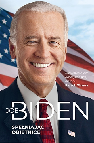 Spełniając obietnice - Joe Biden | okładka