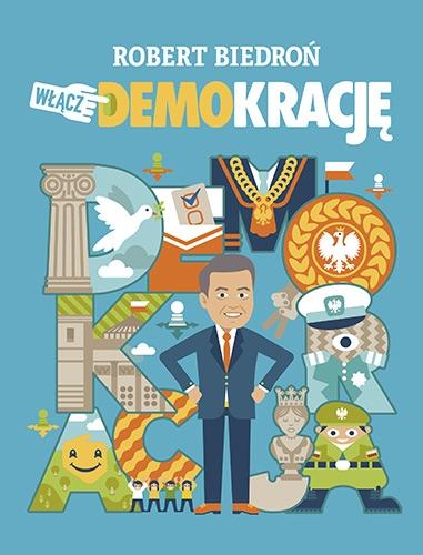 Włącz DEMOkrację - Robert Biedroń | okładka
