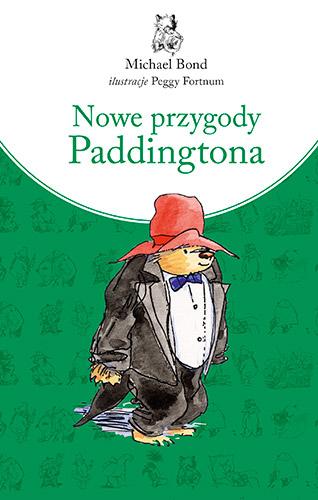 Nowe przygody Paddingtona - Michael Bond | okładka