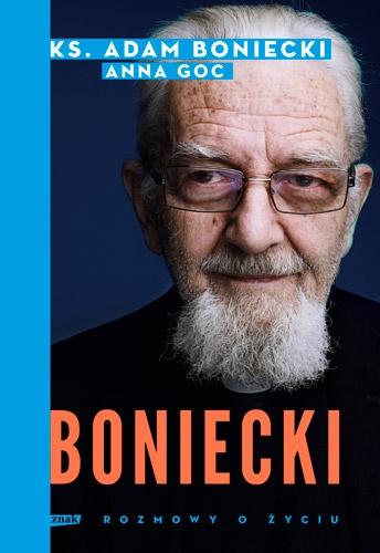 2404066403967f Boniecki. Rozmowy o życiu | Adam Boniecki, Anna Goc - Księgarnia ...