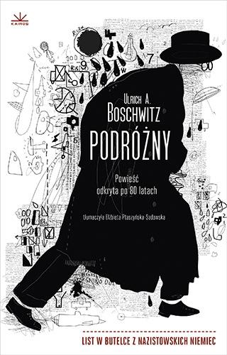 Podróżny - Ulrich Alexander Boschwitz | okładka