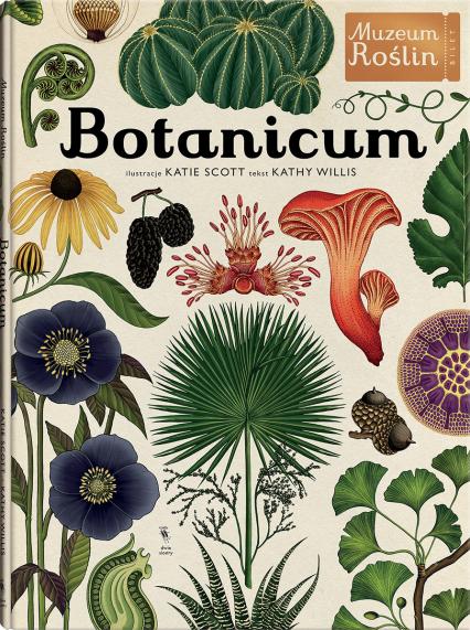 Botanicum - Cathy Willis | okładka