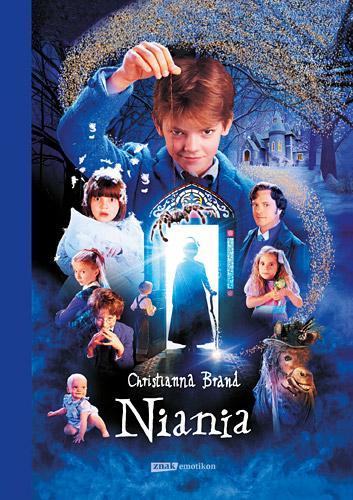 Niania  - Christianna Brand | okładka