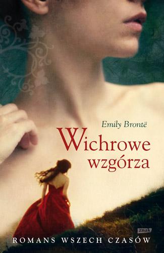 Wichrowe wzgórza - Emily Brontë | okładka
