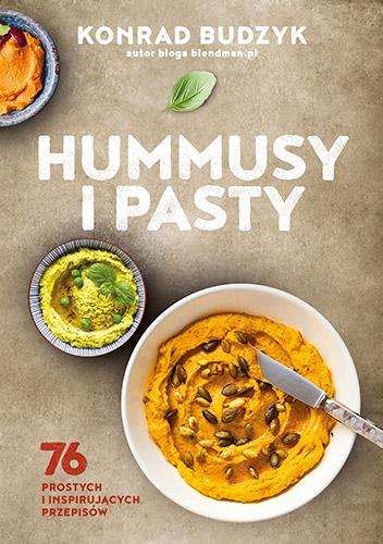 Hummusy i pasty - Konrad Budzyk | okładka