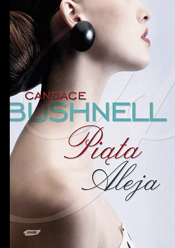 Piąta Aleja - Candace Bushnell  | okładka