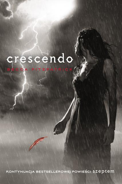 Crescendo - Becca Fitzpatrick  | okładka
