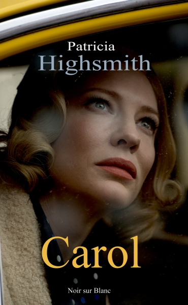Carol - Patricia Highsmith | okładka