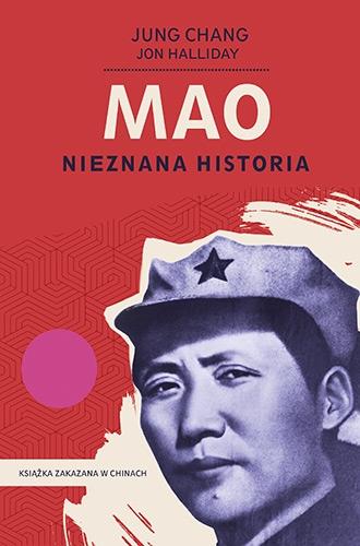 Mao. Nieznana historia - Chang Jung | okładka