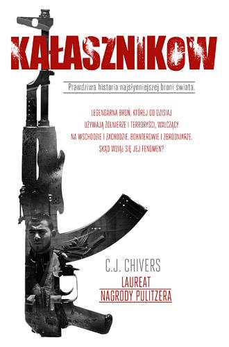 Kałasznikow - C.J. Chivers  | okładka
