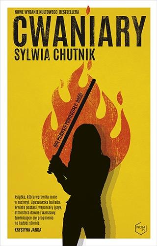 Cwaniary - Sylwia Chutnik | okładka