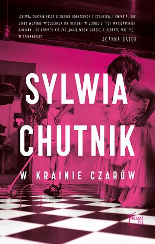 W krainie czarów - Sylwia Chutnik | okładka