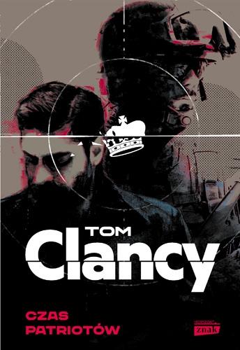 Czas patriotów - Tom Clancy | okładka