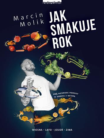 Jak smakuje rok  - Marcin Molik | okładka
