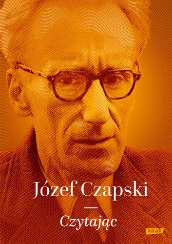 Czytając - Józef Czapski  | okładka