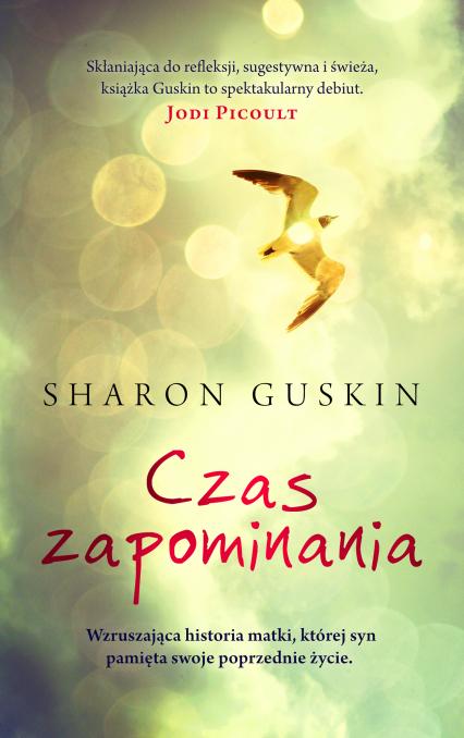 Czas zapominania - Sharon Guskin | okładka