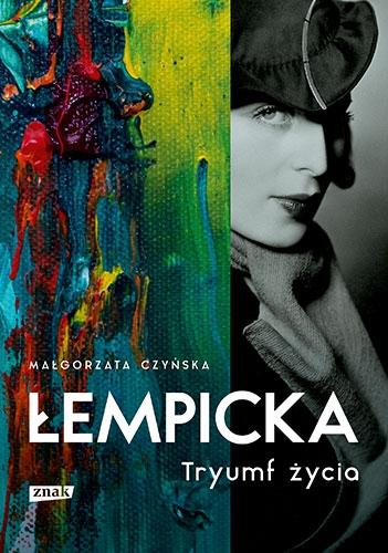 Łempicka. Tryumf życia - Czyńska Małgorzata | okładka