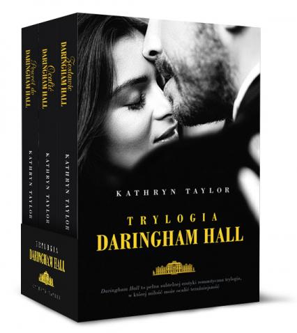 Pakiet Daringham Hall (tomy 1-3) - Katryn Taylor | okładka