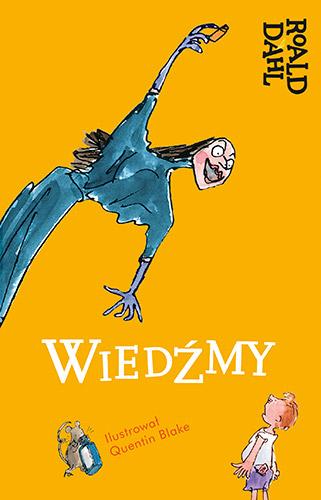Wiedźmy - Roald Dahl | okładka