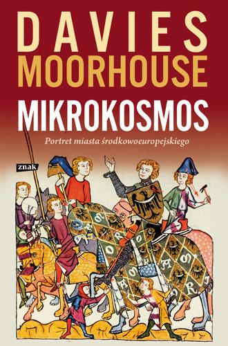 Mikrokosmos. Portret miasta środkowoeuropejskiego, Vratislavia, Breslau, Wrocław  - Norman Davies, Roger Moorhouse  | okładka