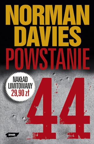 Powstanie 44 (wyd. pocket)/broszura/ - Davies Norman | okładka