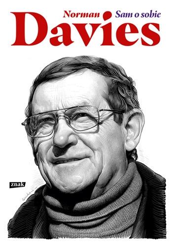 Norman Davies. Sam o sobie - Norman Davies | okładka