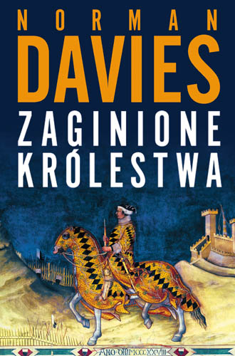 Zaginione królestwa - Norman Davies  | okładka