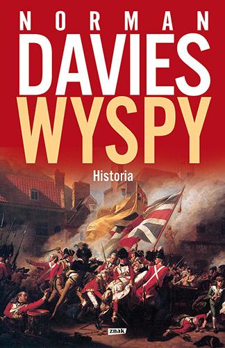 Wyspy. Historia - Norman Davies  | okładka