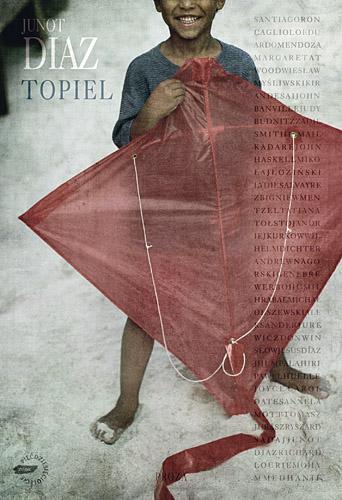 Topiel - Junot Diaz  | okładka
