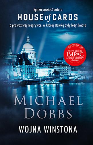 Wojna Winstona - Michael Dobbs | okładka