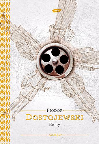 Biesy - Fiodor Dostojewski  | okładka