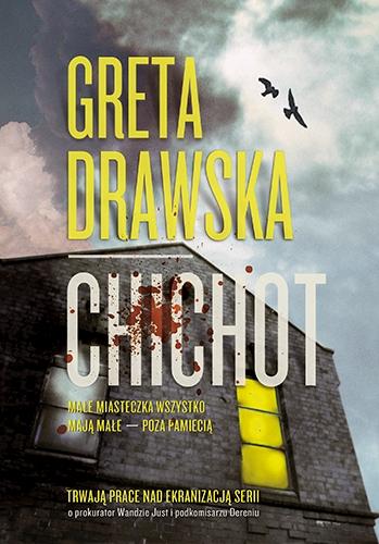Chichot - Drawska Greta | okładka