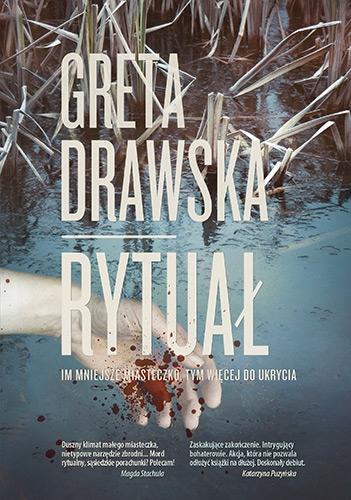 Rytuał - Drawska Greta | okładka