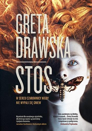 Stos - Drawska Greta   okładka