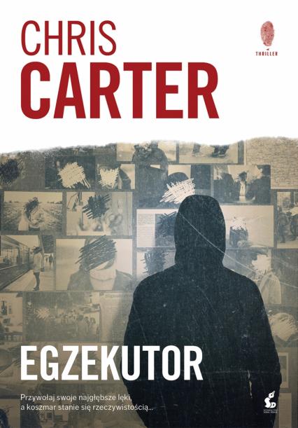 Egzekutor - Carter Chris | okładka
