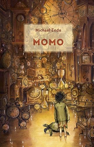 Momo - Michael Ende  | okładka