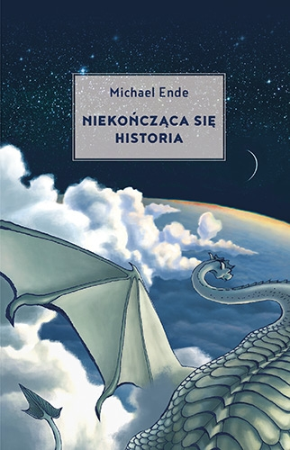 Niekończąca się historia - Michael Ende | okładka