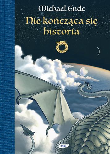 Nie kończąca się historia - Michael Ende  | okładka