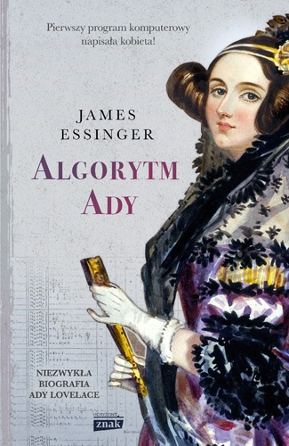 Algorytm Ady - James Essinger  | okładka