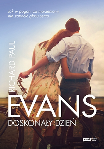 Doskonały dzień  - Evans Richard Paul | okładka