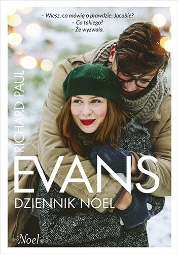 Dziennik Noel - Richard Paul Evans  | okładka