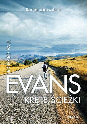 Kręte ścieżki - Richard Paul Evans  | okładka