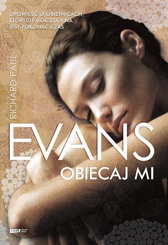 Obiecaj mi - Richard Paul Evans   | okładka