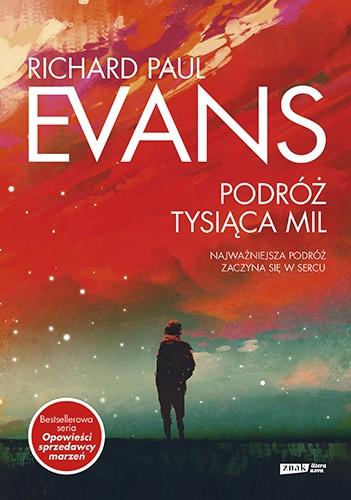 Podróż tysiąca mil - Richard Paul Evans | okładka