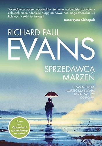 Sprzedawca marzeń - Richard Paul Evans | okładka