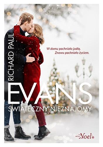 Świąteczny nieznajomy - Evans Richard Paul | okładka