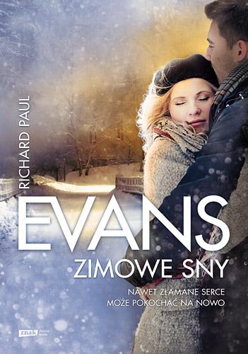Zimowe sny  - Richard Paul Evans  | okładka