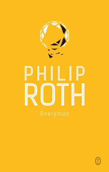 Everyman - Philip Roth | okładka