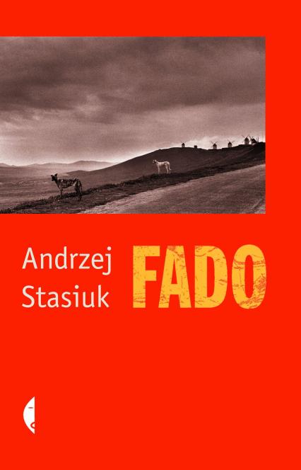 Fado - Andrzej Stasiuk | okładka